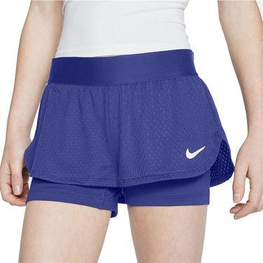Nike Girls Court Flex Short Rush Violet/White CJ0948 554