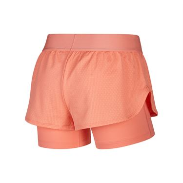 Nike Girls Court Flex Short Sunblush/ White CJ0948 655