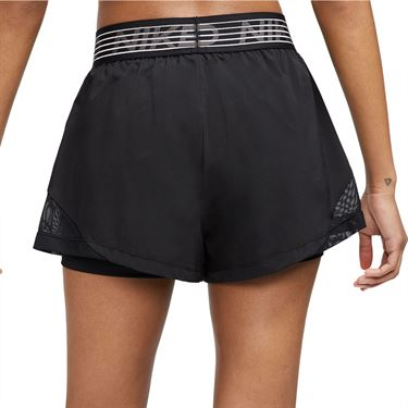 Nike Pro Flex Short Womens Black/Thunder Grey CJ2164 011
