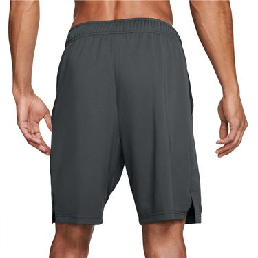 Nike Dri Fit Short Mens Iron Grey/Black CJ2210 068