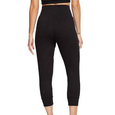 Nike Yoga Pant Womens Black/Dark Smoke Grey CJ3827 010