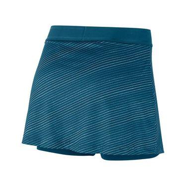 Nike Court Skirt Womens Valerian Blue/White CJ6734 432