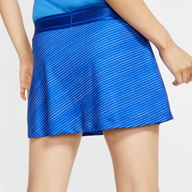 Nike Court Skirt Womens Game Royal/White CJ6734 480
