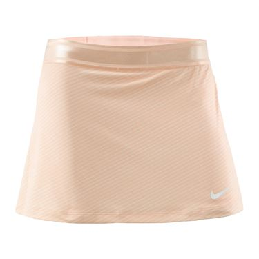 Nike Court Skirt Womens Washed Coral/White CJ6734 664