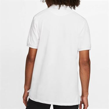 Nike The Nike Polo Shirt Mens White CJ9524 100