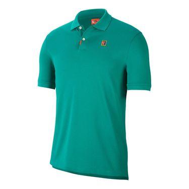 Nike The Nike Polo Mens Neptune Green CJ9524 370