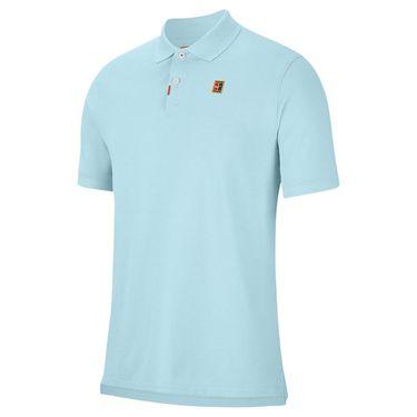 Nike Heritage Polo - Topaz Mist