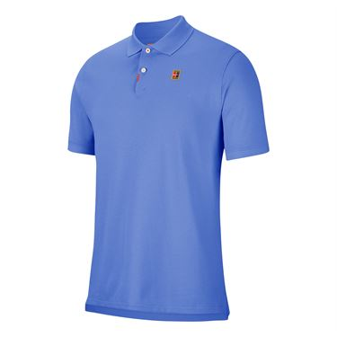 Nike The Nike Polo Shirt Mens Royal Pulse CJ9524 478