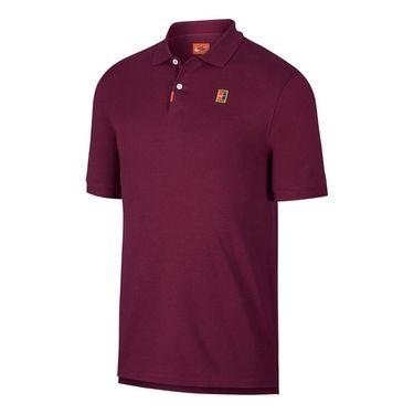 Nike The Nike Polo Mens Bordeaux CJ9524 609