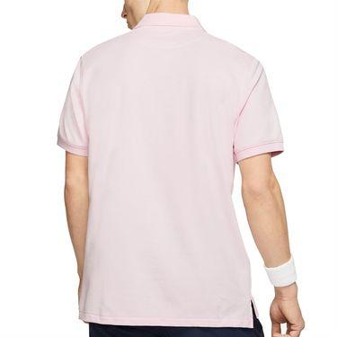 Nike The Nike Polo Shirt Mens Pink Foam CJ9524 663