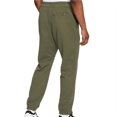 Nike Court Heritage Pants Mens Medium Olive CK2178 222û