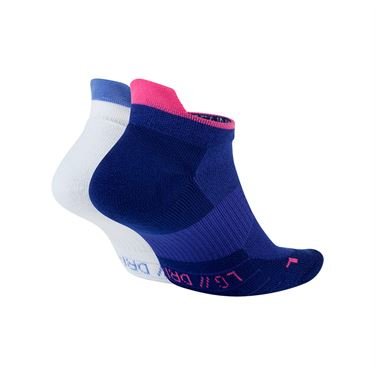 Nike Court Multiplier Max No Show Sock (2 pairs)