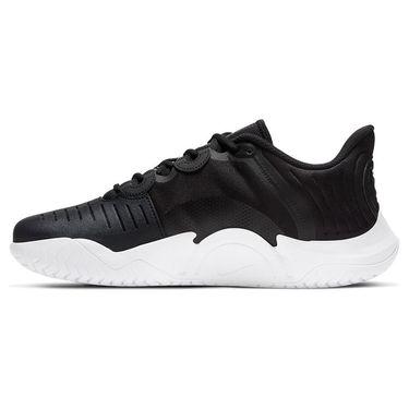 Nike Court Air Zoom GP Turbo Mens Tennis Shoe Black/White CK7513-004
