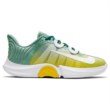 Nike Court Air Zoom GP Turbo Womens Tennis Shoe - Jade/Teal