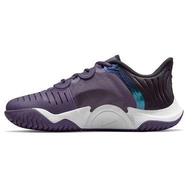 Nike Court Air Zoom GP Turbo Womens Tennis Shoe Dark Raisin/White/Black/COPA CK7580 524