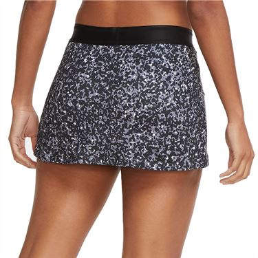 Nike Court Dri Fit Skirt Womens Black/White CK8216 010