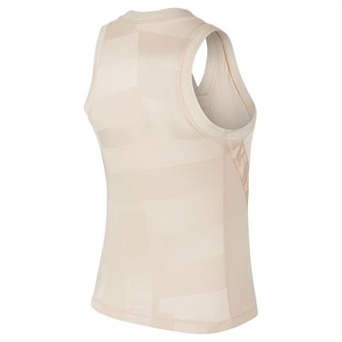 Nike Court Dri Fit Slam Tank Womens Guava Ice CK8285 838