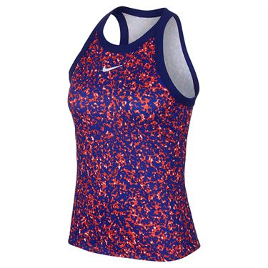 Nike Court Dri Fit Tank Womens Regency Purple/White CK8352 590