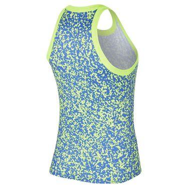 Nike Court Dri Fit Tank Womens Volt/White CK8352 6702