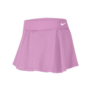 Nike Court Dri Fit Skirt Womens Beyond Pink/White CK8397 680
