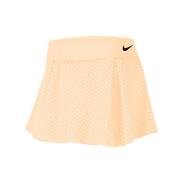 Nike Court Dri Fit Skirt Womens Guava Ice/White CK8397 838