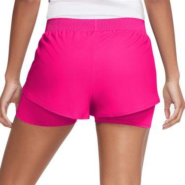 Nike Court Slam Short Womens Pink Foil/Sapphire CK8430 604