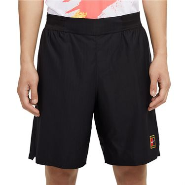 Nike Court Flex Ace Short Mens Black CK9777 010