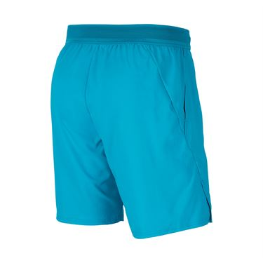 Nike Court Flex Ace Short Mens Neo Turquoise CK9777 425