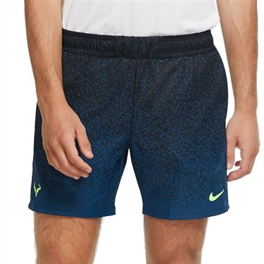 Nike Rafa Short Mens Black/Volt CK9783 010