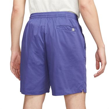 Nike Court Heritage Short - Dark Purple Dust