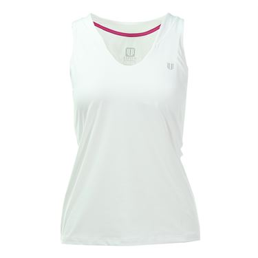 Eleven Love Tank Womens White CP300C 100