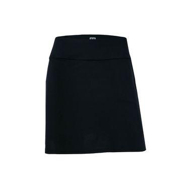 Eleven Pique Motion Skirt - Black