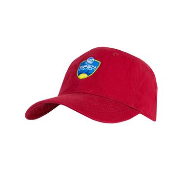 Western and Southern Open Logo Hat - Red