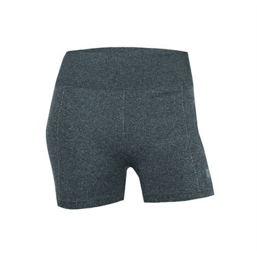 Eleven Seamless Smooth Shortie - Black