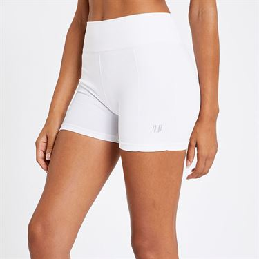 Eleven Seamless Smooth Shortie - White