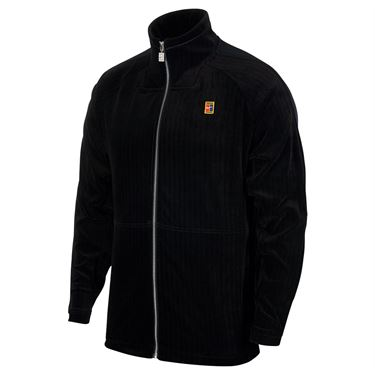 Nike Court Full Zip Jacket Mens Black CQ8985 010