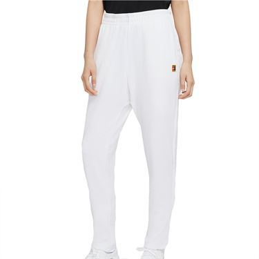 Nike Court Warm Up Pant Mens White CQ9163 100