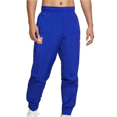 Nike Challenge Court NYC Pant - Ultra Marine/Solar Red