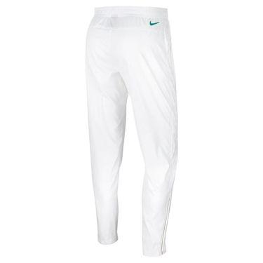 Nike Court Rafa Pant Mens White/Lucid Green CQ9245 100