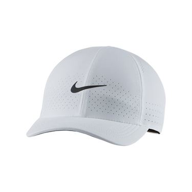 Nike Court Advantage Hat - White/Black