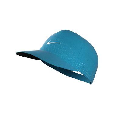 Nike Court Advantage Hat - Neo/Turquoise