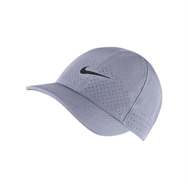 Nike Court Advantage Hat - Indigo Haze/White