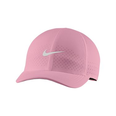 Nike Court Advantage Hat - Pink/White