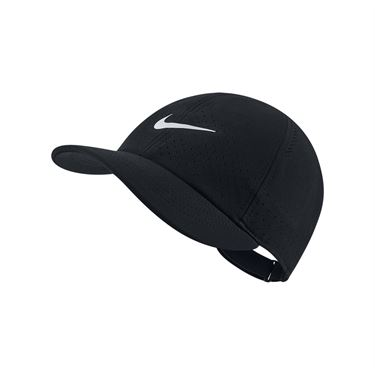Nike Court Womens Advantage Hat - Black/White