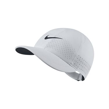 Nike Court Womens Advantage Hat - White/Black