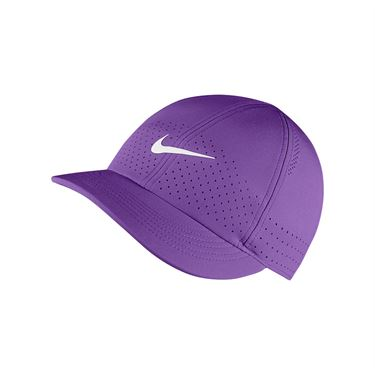 Nike Court Womens Advantage Hat - Wild Berry