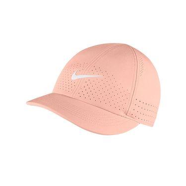 Nike Court Womens Advantage Hat - Arctic Orange
