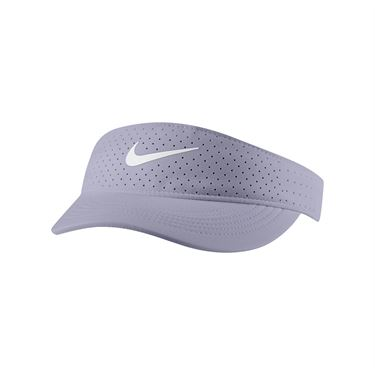 Nike Court Womens Advantage Visor - Indigo Haze