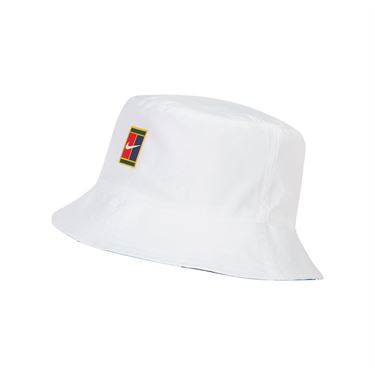 Nike Court Bucket Hat - White
