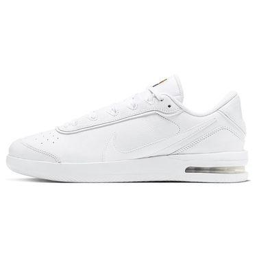 Nike Court Air Max Vapor Wing Premium Mens Tennis Shoe White/Binary Blue/University Red CT3890 100